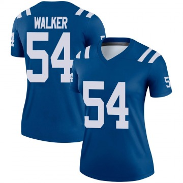 Women's Nike Indianapolis Colts Anthony Walker Royal Jersey - Legend