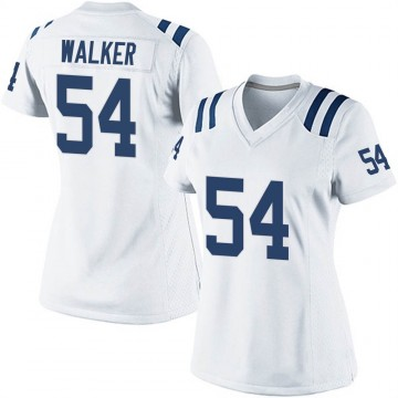 Women's Nike Indianapolis Colts Anthony Walker White Jersey - Game