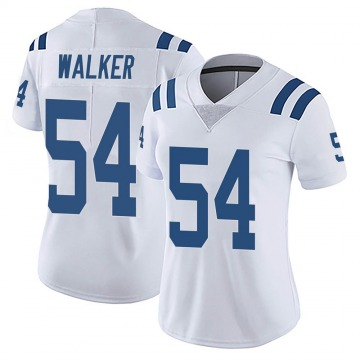 Women's Nike Indianapolis Colts Anthony Walker White Vapor Untouchable Jersey - Limited
