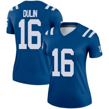 Women's Nike Indianapolis Colts Ashton Dulin Royal Jersey - Legend