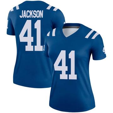 Women's Nike Indianapolis Colts Darius Jackson Royal Jersey - Legend