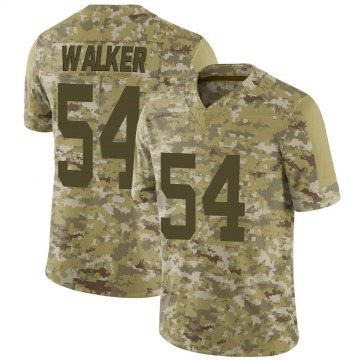 Youth Nike Indianapolis Colts Anthony Walker Camo 2018 Salute to Service Jersey - Limited