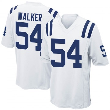 Youth Nike Indianapolis Colts Anthony Walker White Jersey - Game