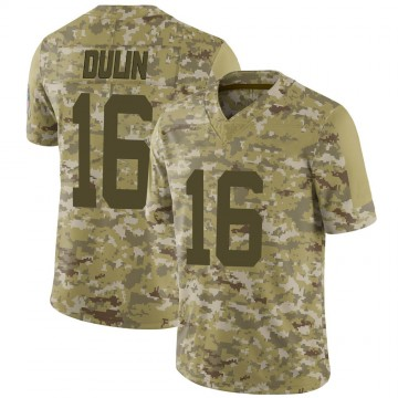 Youth Nike Indianapolis Colts Ashton Dulin Camo 2018 Salute to Service Jersey - Limited