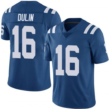 Youth Nike Indianapolis Colts Ashton Dulin Royal Team Color Vapor Untouchable Jersey - Limited