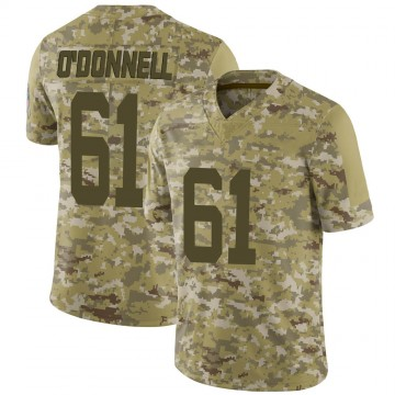 Youth Nike Indianapolis Colts Carter O'Donnell Camo 2018 Salute to Service Jersey - Limited