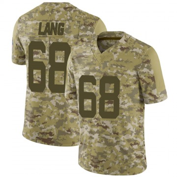 Youth Nike Indianapolis Colts Cedrick Lang Camo 2018 Salute to Service Jersey - Limited