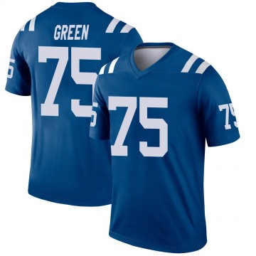 Youth Nike Indianapolis Colts Chaz Green Royal Jersey - Legend