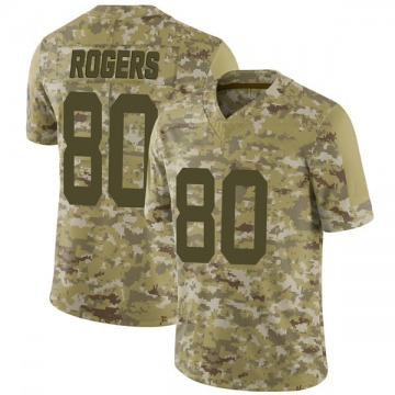 Youth Nike Indianapolis Colts Chester Rogers Camo 2018 Salute to Service Jersey - Limited