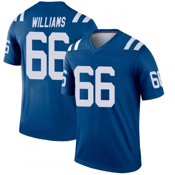 Youth Nike Indianapolis Colts Chris Williams Royal Jersey - Legend