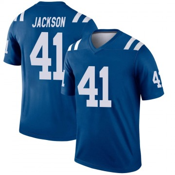 Youth Nike Indianapolis Colts Darius Jackson Royal Jersey - Legend
