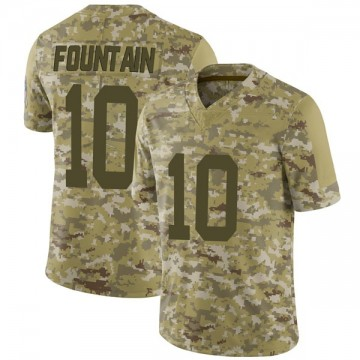 Youth Nike Indianapolis Colts Daurice Fountain Camo 2018 Salute to Service Jersey - Limited