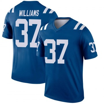 Youth Nike Indianapolis Colts Frankie Williams Royal Jersey - Legend