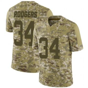 Youth Nike Indianapolis Colts Isaiah Rodgers Camo 2018 Salute to Service Jersey - Limited