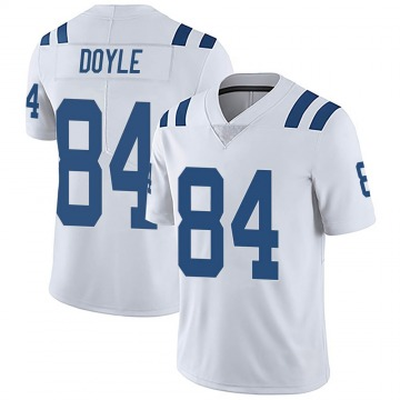 Youth Nike Indianapolis Colts Jack Doyle White Vapor Untouchable Jersey - Limited