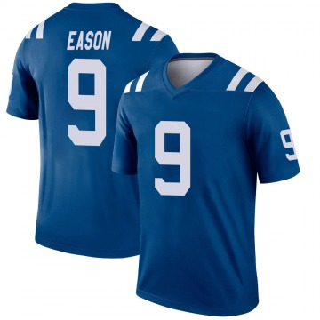 Youth Nike Indianapolis Colts Jacob Eason Royal Jersey - Legend