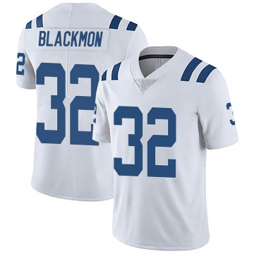 Youth Nike Indianapolis Colts Julian Blackmon White Vapor Untouchable Jersey - Limited