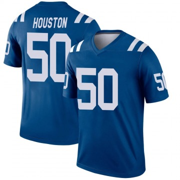 Youth Nike Indianapolis Colts Justin Houston Royal Jersey - Legend