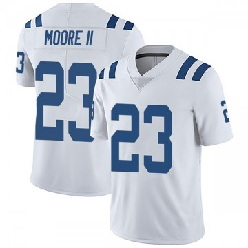 Youth Nike Indianapolis Colts Kenny Moore II White Vapor Untouchable Jersey - Limited
