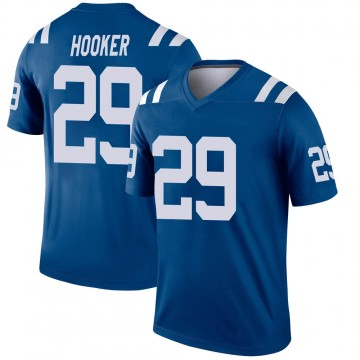 Youth Nike Indianapolis Colts Malik Hooker Royal Jersey - Legend