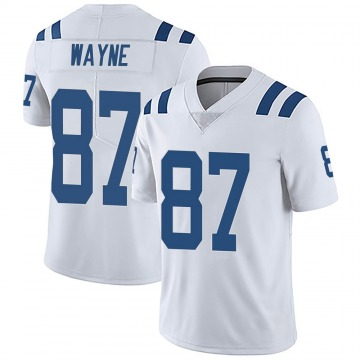Youth Nike Indianapolis Colts Reggie Wayne White Vapor Untouchable Jersey - Limited