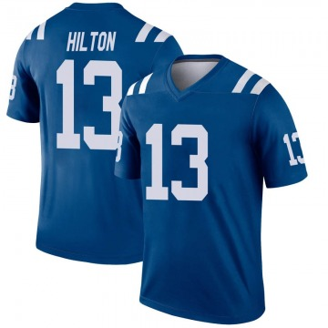 Youth Nike Indianapolis Colts T.Y. Hilton Royal Inverted Jersey - Legend