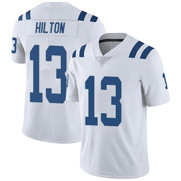 Youth Nike Indianapolis Colts T.Y. Hilton White Vapor Untouchable Jersey - Limited