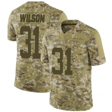Youth Nike Indianapolis Colts Tavon Wilson Camo 2018 Salute to Service Jersey - Limited