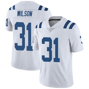 Youth Nike Indianapolis Colts Tavon Wilson White Vapor Untouchable Jersey - Limited