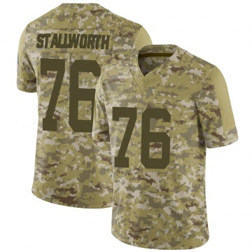 Youth Nike Indianapolis Colts Taylor Stallworth Camo 2018 Salute to Service Jersey - Limited