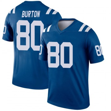Youth Nike Indianapolis Colts Trey Burton Royal Jersey - Legend